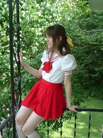 Nagamori Mizuka from One ~Kagayaku Kisetsu e~