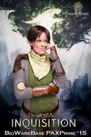 Merrill from Dragon Age 2 worn by Jenn