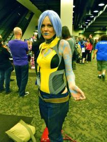 Maya from Borderlands 2 worn by Jenn