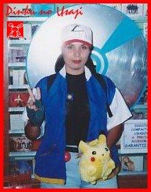 Ash Ketchum / Satoshi from Pokemon worn by Marisol
