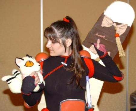 Sango from Inuyasha worn by Miaka2u