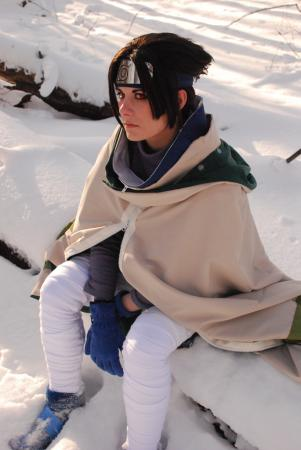Sasuke Uchiha from Naruto worn by Miaka2u