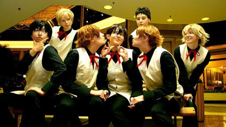 Hikaru Hitachiin from Ouran High School Host Club worn by Miaka2u