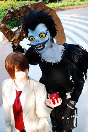 Light Yagami / Raito from Death Note worn by Miaka2u
