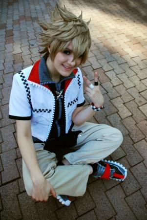 Roxas from Kingdom Hearts 2 worn by Miaka2u