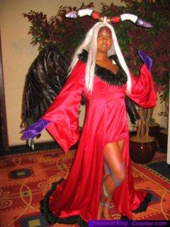 Ultimecia from Final Fantasy VIII worn by SummonerBrat