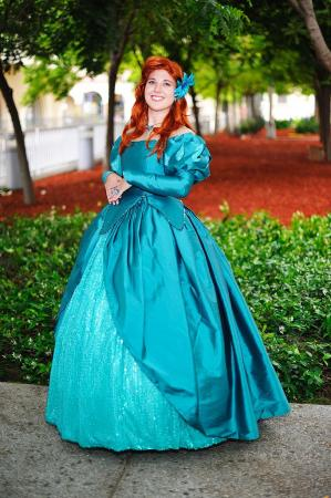 Ariel from Little Mermaid worn by Ali
