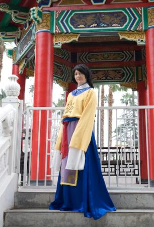Hotohori from Fushigi Yuugi worn by Ali