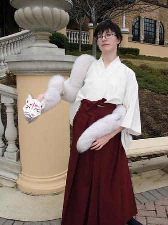 Watanuki Kimihiro from xxxHoLic worn by Ali