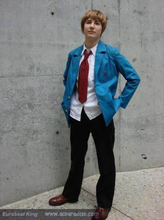 Kyon from Melancholy of Haruhi Suzumiya worn by Ali