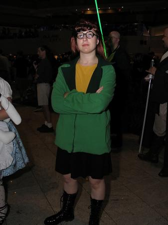 Daria Morgendorffer from Daria worn by Ali