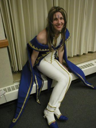Belldandy from Ah My Goddess worn by Ali