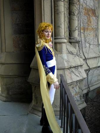 Oscar Francoise de Jarjayes from Rose of Versailles worn by Ali