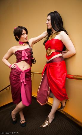 Azula from Avatar: The Last Airbender worn by Ali