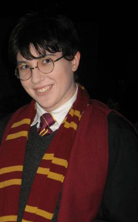 Harry Potter from Harry Potter worn by Ali