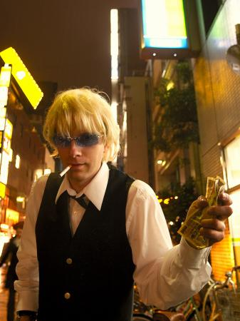 Shizuo Heiwajima from Durarara!! worn by SpookyElectric
