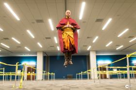 Aang from Legend of Korra, The worn by SpookyElectric