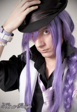 Kamui Gakupo from Vocaloid 2 worn by SpookyElectric