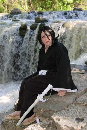Rukia Kuchiki from Bleach worn by AlexandraKeel
