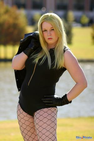 Black Canary from DC Comics worn by AlexandraKeel