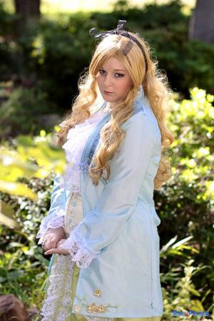 Alice from Alice in Wonderland worn by AlexandraKeel