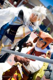 Kite from .hack//INFECTION