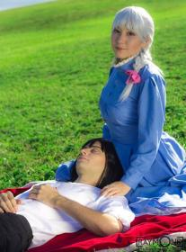 Sophie from Howls Moving Castle worn by Lystrade