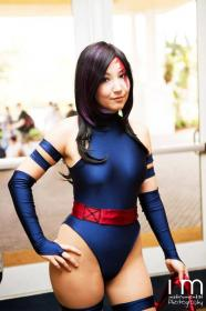 Psylocke from X-Men worn by Lystrade