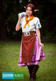 Malon from Legend of Zelda: Ocarina of Time worn by Lystrade