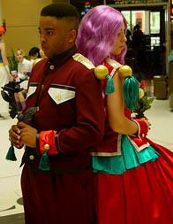 Mamiya Chida from Revolutionary Girl Utena worn by Jenni