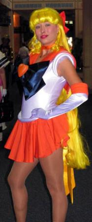 Super Sailor Venus from Sailor Moon Super S