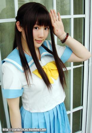 Megumi Mikihara from Tokimeki Memorial worn by Stardust