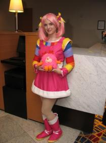 Tickled Pink from Rainbow Brite worn by Gale