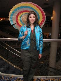 Kaylee Frye from Firefly (Worn by Gale)