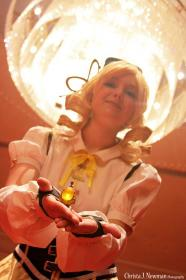 Mami Tomoe from Madoka Magica  by Gale