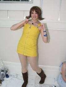 Selphie Tilmitt from Final Fantasy VIII (Worn by Gale)