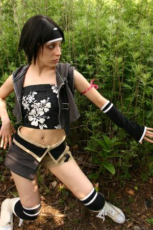 Yuffie Kisaragi from Final Fantasy VII: Advent Children worn by YuffieBunny