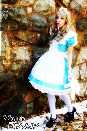Alice from Alice in Wonderland worn by YuffieBunny