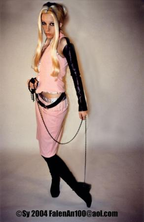 Quistis Trepe from Final Fantasy VIII worn by YuffieBunny