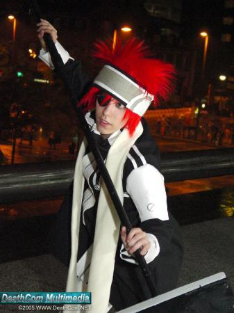 Lavi from D. Gray-Man worn by YuffieBunny