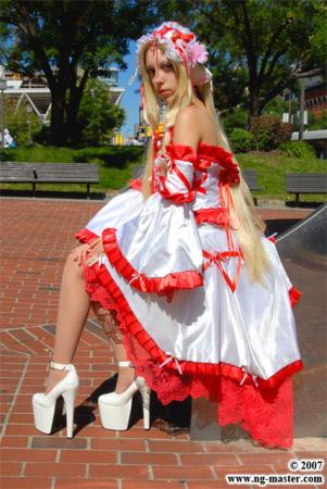 Chi / Chii / Elda from Chobits worn by YuffieBunny