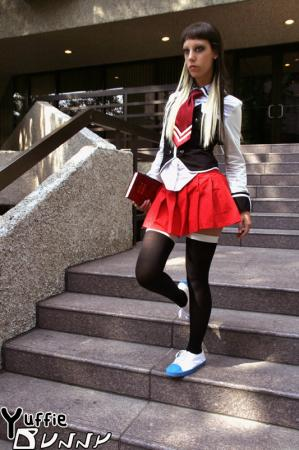 Schoolgirl from Bible Black worn by YuffieBunny