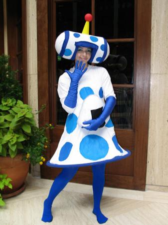 June from Katamari Damacy worn by Evali