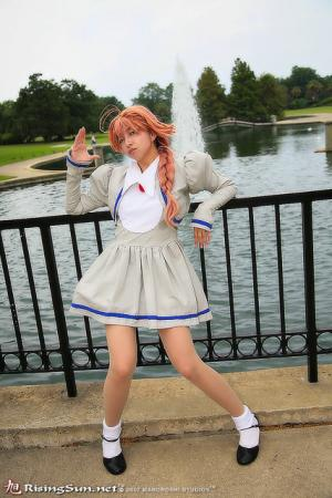 Ahiru from Princess Tutu worn by Evali