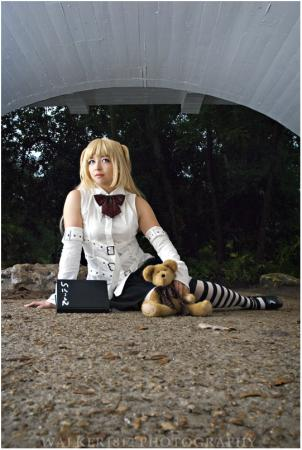 Amane Misa from Death Note worn by Evali