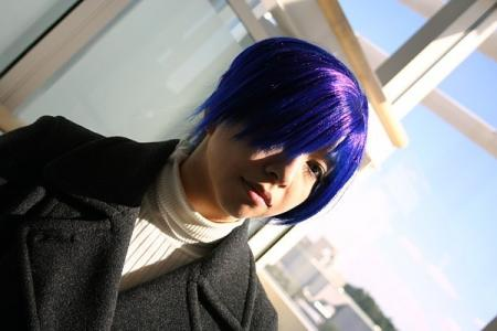 Main Character from Persona 3 worn by Evali