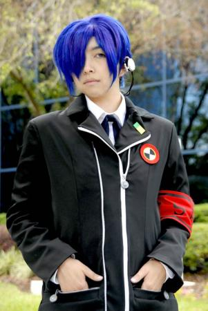 Main Character from Persona 3 (Worn by Evali)