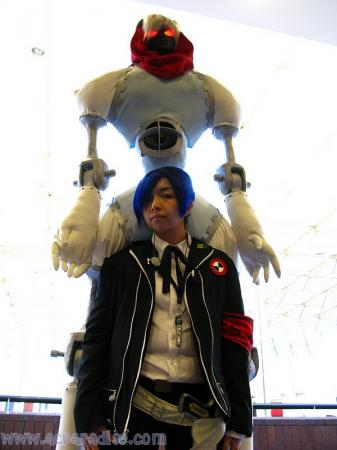Orpheus from Persona 3 worn by Evali