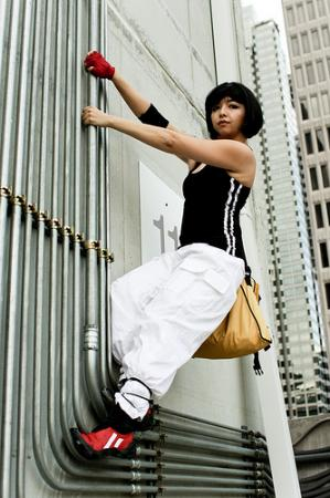 Faith from Mirrors Edge worn by Evali