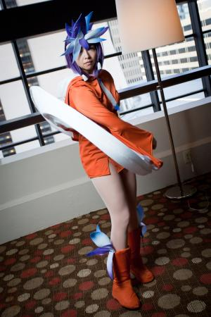 Amane Kuzuryu from Shin Megami Tensei: Devil Survivor
